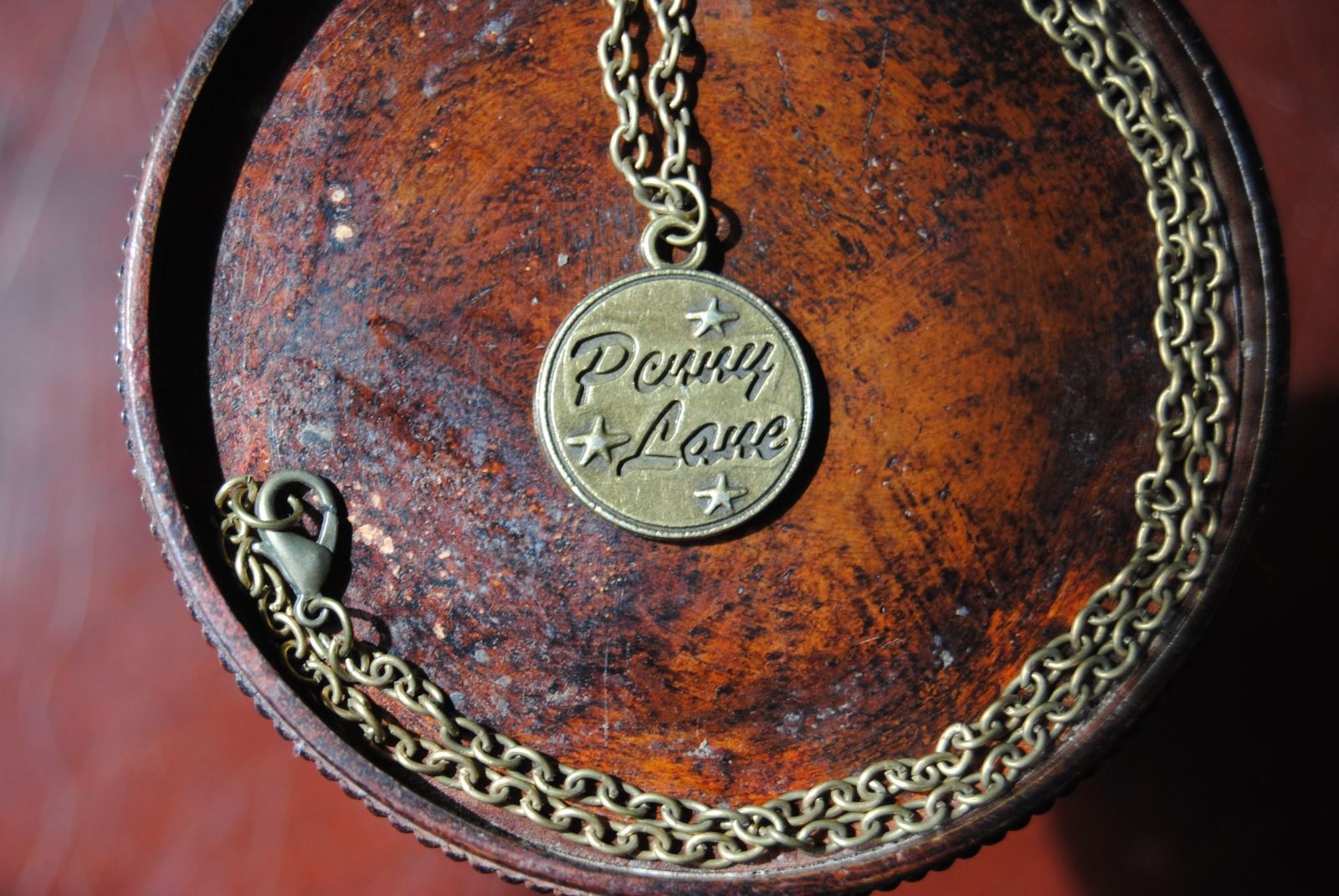 Penny Lane Necklace
